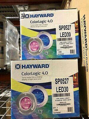 SP0527LED30 ** R E D U C E D ** Hayward 4.0 Colorlogic LED Pool Light, 120-V 30'