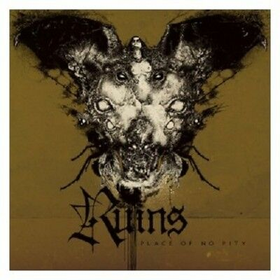 Ruins - Place Of No Pity  Cd Heavy Metal Hard Rock New!