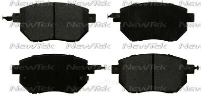 Disc Brake Pad Set Front,Rear Auto Extra AXMD1010