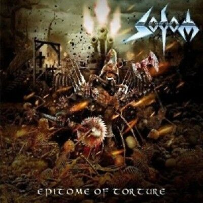 Sodom - Epitome Of Torture Limited Edition Cd Heavy/thrash Metal New!