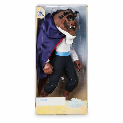 DISNEY Beast Classic Doll Figure Beauty and the Beast 33cm **New** Belle