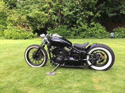 YAMAHA DRAGSTAR XVS650 Bobber kit, single seat conversion