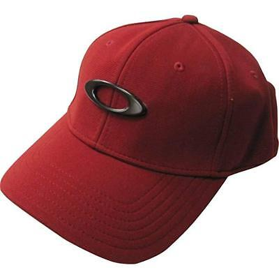 Mens Oakley (Iron Red) Tincan Cap Hat