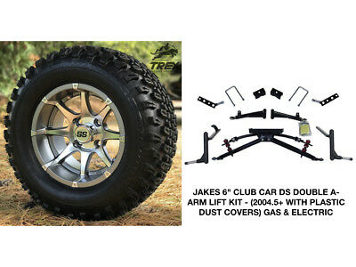 Club Car Ds Jakes 6 Double A Arm Lift Kit 12 Wheels 23 All