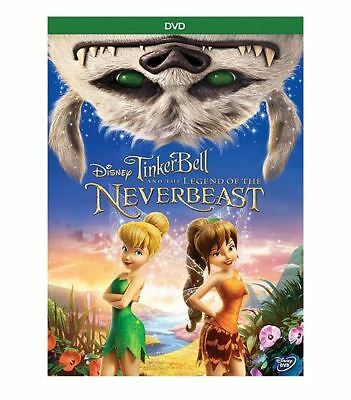 Tinker Bell and the Legend of the Neverbeast  DVD Ginnifer Goodwin, Mae Whitman