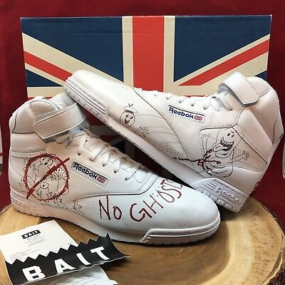 Reebok x Bait Ex-o-fit Stranger Things Ghostbusters ComplexCon limited size  13 3bf3f7bfc