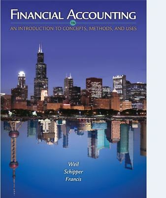 Financial Accounting: An Introduction to Concepts, Methods and Uses 14th PDF