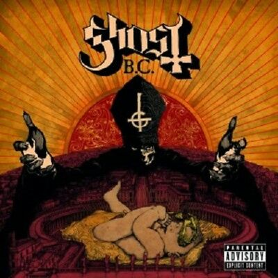 Ghost B.c. - Infestissumam  Cd  10 Tracks  Hard & Heavy / Metal  New!