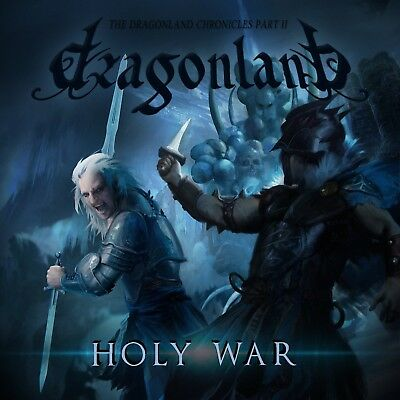 Dragonland - Holy War (Re-Release)  Cd New!