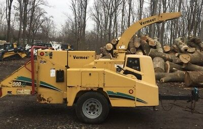 2006 Vermeer BC1000XL with Only 1567 Hours!!! (#2539)