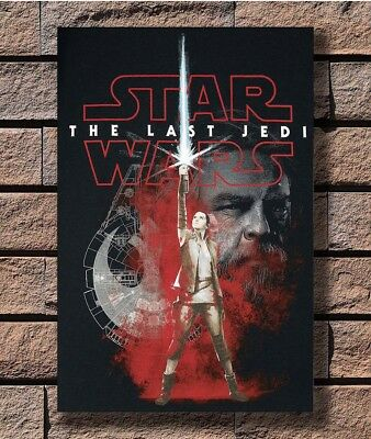 "Star Wars The Last Jedi Movie Poster 13x20/"" 20x30/"" 24x36/"" Art Print #5"