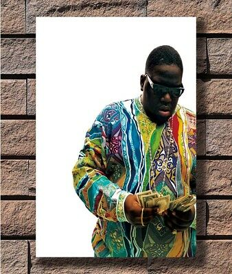 Cashmere Sweater Poster 24 x 36 Notorious B.I.G