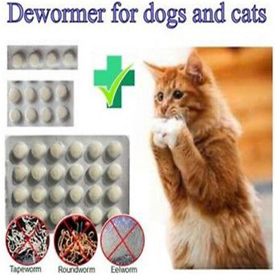 Dewormer for Dogs Cats, New, Free Shipping similar to Bayer Droncit 1tabs