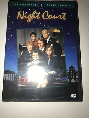 Night Court The Complete First Season 1St One 1 Dvd Brand New Sealed