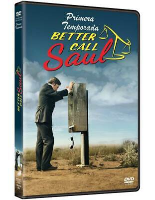 Dvd Better Call Saul - Stagione 01 (3 Dvd) Tv - serie Sony Pictures - NUOVO