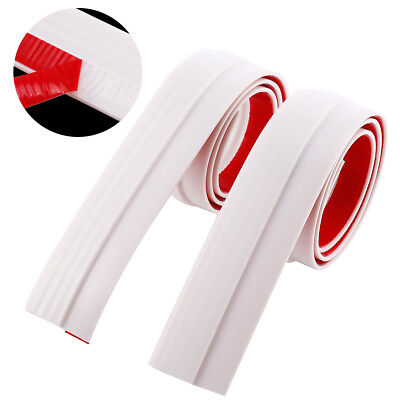 Door Bottom Seal Strip Self-adhesive Silicone Rubber Windproof Dust-proof