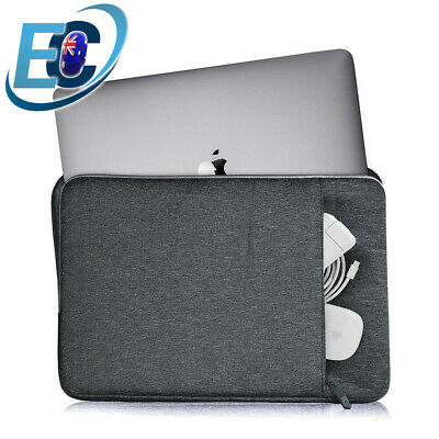 """For 2018 MacBook Pro Air 13"""" 15"""" A1989 A1932 Laptop Sleeve Bag Case Soft Pouch"""