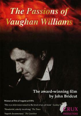 Passions Of Vaughan Williams New Dvd