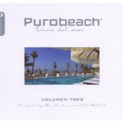 Purobeach 3 2 Cd New!