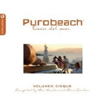 Purobeach Volumen Cinque 2 Cd Digipack New!