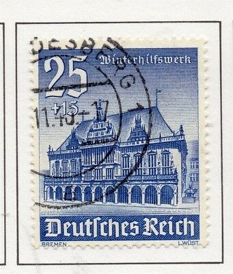 Germany 1940 Early Issue Fine Used 25pf. 300804