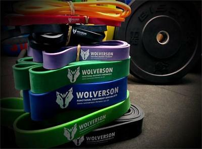 Wolverson™ Power / Resistance Bands