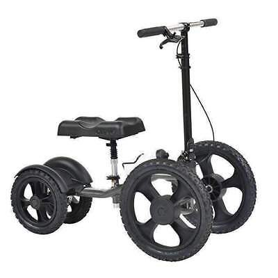 Drive Medical All Terrain Heavy Duty Knee Walker and Knee Scooter