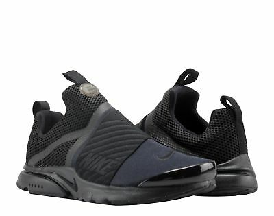5d383577dbe Nike Presto Extreme (GS) Black Black-Black Big Kids Running Shoes 870020