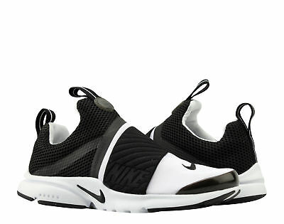 ab82a92ec5a40 NIKE PRESTO EXTREME (GS) White/Black Big Kids Running Shoes 870020-001