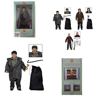 """HARRY LIME Home Alone NECA 25TH ANNIVERSARY 5 1/2"""" Inch 2015 CLOTHED FIGURE"""