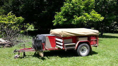 Fully Australian made off-road Camper Trailer