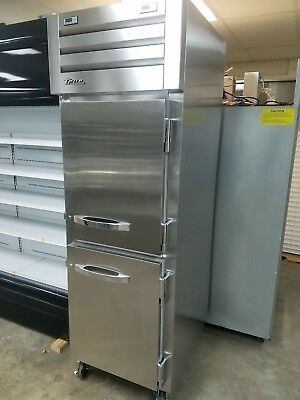 STA1DT-2HS True Dual Temp Refrigerator - Freezer  combo- New with cosmetic ding