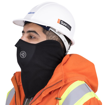 Pioneer Fleece Face Mask with Neoprene Mouthpiece - Premium Weight, V4030970-O/S