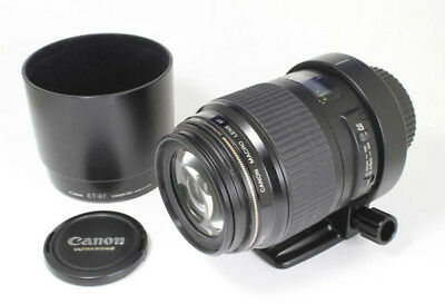 Canon EF 100 mm f/2.8 USM Macro Lens with Tripod Mount **EXCELLENT+** Condition