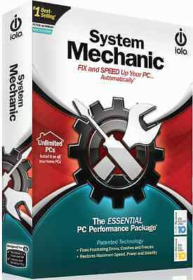 iolo System Mechanic PC - Digital Download