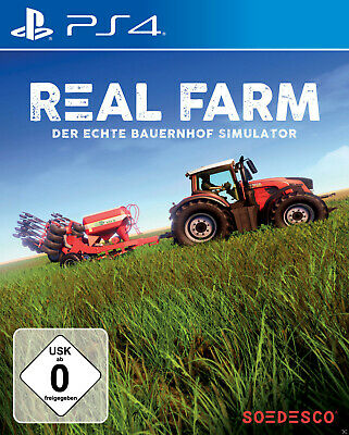 Best of Real Farm - PlayStation 4