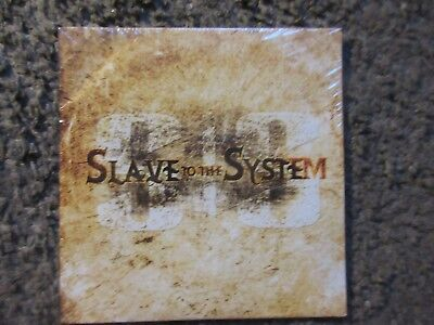 Slave To The System (Queensryche) 2005 Promo Sampler 3Trx.still Sealed Oop Cd