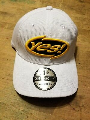 YES! GOLF FITTED Hat 3930 Mesh Cap NEW size small-medium Adams golf ... 0a91718d4f9