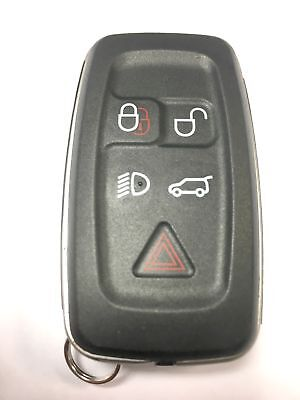 Replacement 5 button case for Land Rover Discovery 4 Range Rover remote key fob