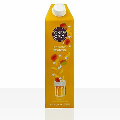 One & Only Smoothie Mango 1l