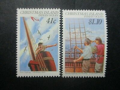Australian Territories: CHRISTMAS ISLAND - Set (MNH) - Excellent Item! (M2931)