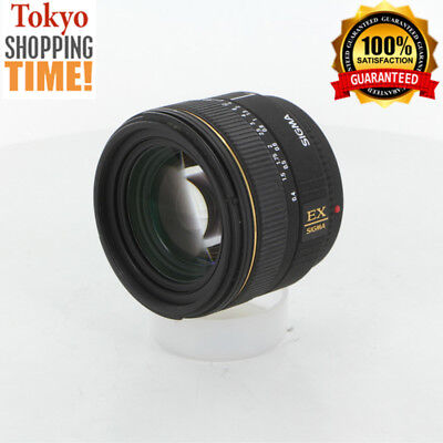 [EXCELLENT+++] SIGMA 30mm F/1.4 EX DC for Sony A-Mount Lens from Japan