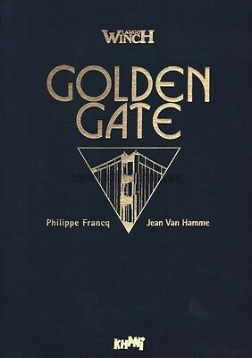 LB04 | Largo Winch - T06 Golden Gate - Tirage de Tête - Khani 2002