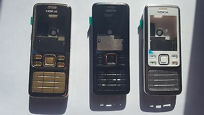 Replacement Housing to fit Nokia 6300 full front back cover + keypad