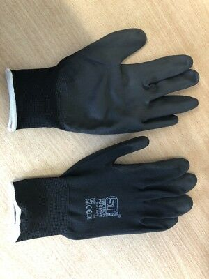 Supertouch Electron PU Gloves