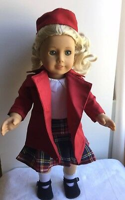 """Our Generation, American Girl, 18"""" Doll,  School Outfit"""