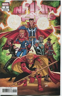 Infinity Wars #2 Ron Lim Variant Marvel Comic 1st Print 2018