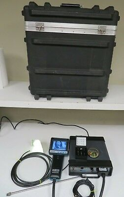 GE/Everest Imaging  600cm/6mm VideoScope/Borescope - Model XL660C - NH37