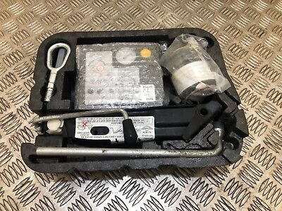 Bmw Mini R55 R56 R57 Tool Kit With Compressor