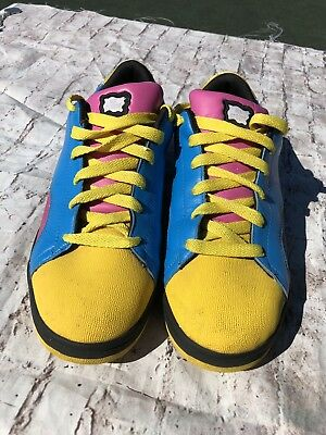 ccd8dc88d11727 Reebok Ice Cream Sneakers Men s Size 11 Pharell Williams Skate Shoes Multi  Color